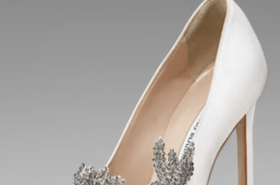 Brautschuhe der Woche: Manolo Blahnik