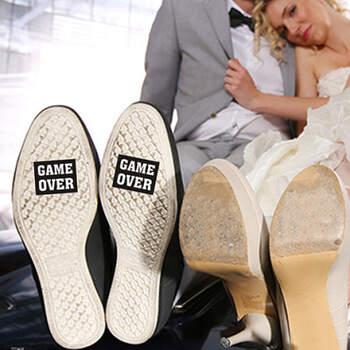 Adhesivos Game Over 2 unidades- Compra en The Wedding Shop