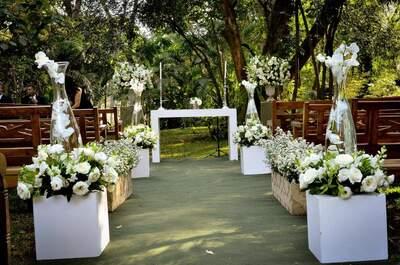 Como decorar o seu casamento no campo? 7 regras básicas que devem ser respeitadas!