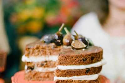 Decoração para casamentos no Outono... vai querer casar nesta época!