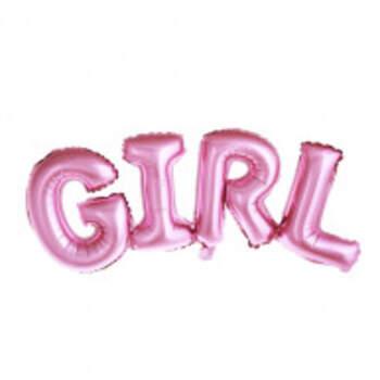 Ballon Girl - The Wedding Shop !