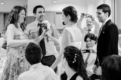 Un mariage : l'endroit idéal pour faire des rencontres...