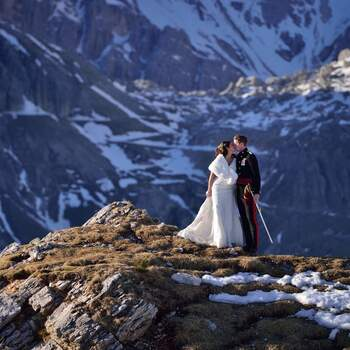 Photo: Wedding in Cortina