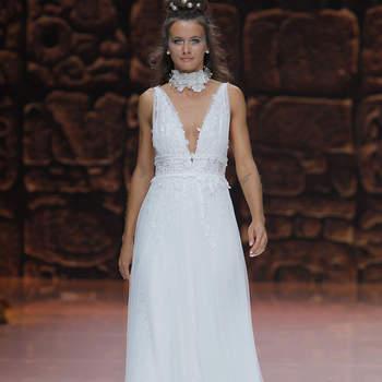 Créditos: Inmaculada Garcia, Barcelona Bridal Fashion Week