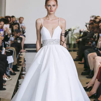 JUSTIN ALEXANDER APRIL 2017 New York BRIDAL FASHION WEEK