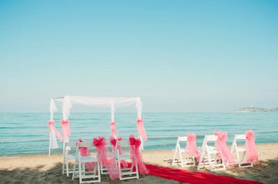 10 cosas que debes tomar en cuenta para tener una boda en la playa