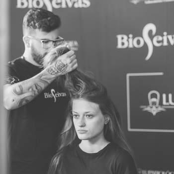 Backstage Desfile Gio Rodrigues | Cabelos: Lupabiológica | Make up: Gonçalo Mello