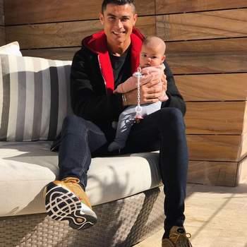 Créditos: Instagram Cristiano Ronaldo