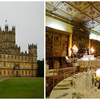 Credits: Highclere Castle - UK