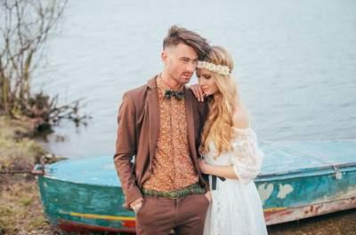 Las mejores canciones para un matrimonio bohemio, ¡cautivarás a tus invitados!
