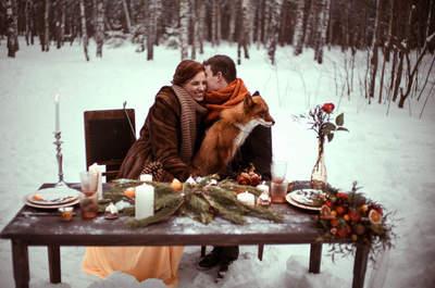 Самые оригинальные идеи для свадебной фотосессии!