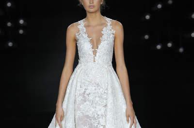 Wir präsentieren Brautkleider im Prinzessinnen-Stil 2017: 60 außergewöhnliche Modelle zum Verlieben