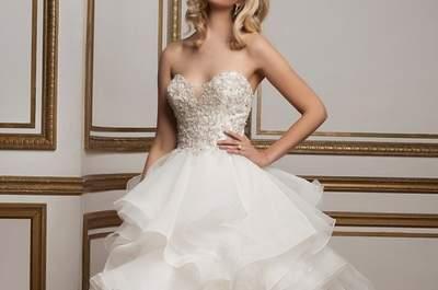 ¿Por qué un vestido de novia corte princesa?
