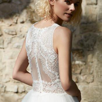Photo : Créations Bochet - Robe : Romance