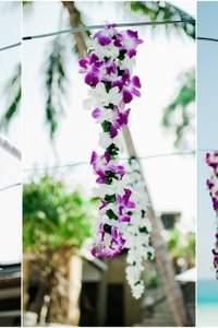 5 Ideen für die Blumendekoration auf Ihrer Hochzeit