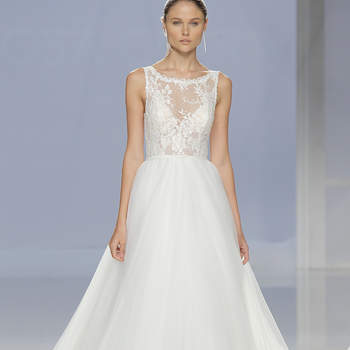 Robes de mariée en tulle : les plus beaux modèles