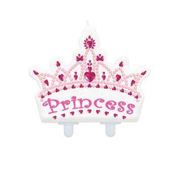 Vela modelada princesa- Compra en The Wedding Shop