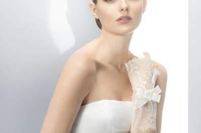 Diese Brauthandschuhe peppen Ihr Hochzeitsoutfit auf