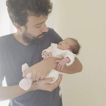 Miguel Araújo e a mulher, Ana Sequeira, deram este ano uma irmã aos dois filhos mais velhos, Joaquim, de cinco anos, e Luís, de três. Foto: Instagram Miguel Araújo
