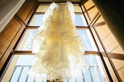 Tiendas de vestidos de novia en Sevilla que no debes perderte
