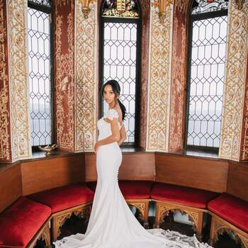 Jasmine by Allure Bridals | Style: D264 | Créditos: Disney