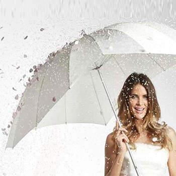 Paraguas corazón - Compra en The Wedding Shop