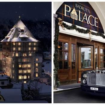 Badrutt`s Palace Hotel St. Moritz - Schweiz