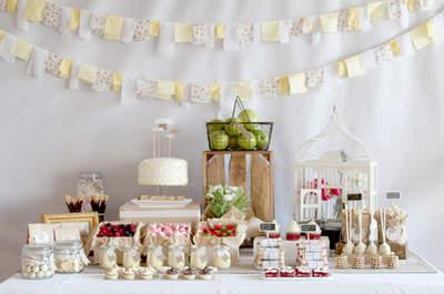 Consigue una boda diferente con una decoración handmade totalmente personalizada