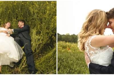 Diane et Nicolas : Une rencontre 2.0, une demande au Jardin des Plantes et un mariage romantique à Paris