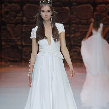 Créditos: Inmaculada Garcia | Barcelona Bridal Fashion Week