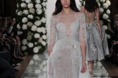 Свадебные платья и платья для приглашенных от Валентина Юдашкина 2015