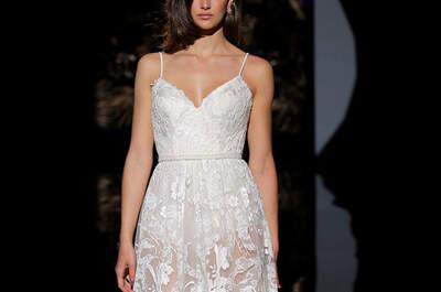 Vestidos de novia Cabotine 2018: las creaciones más especiales