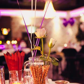 Auch weisse Blumen haben einen besonderen Charme. Foto: 2Rings Trouwfotografie (Holland)