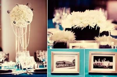 #MartesDeBodas: Todo sobre los centros de mesa de tu boda