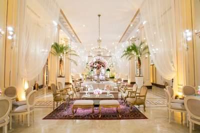 Casamentos de luxo: tudo o que não pode faltar!
