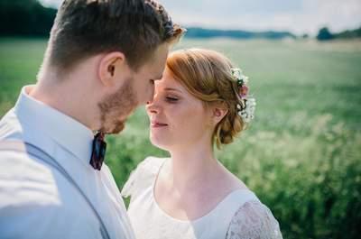 Märchenhaft heiraten in Bielefeld: Ramona & Benny machen es vor!