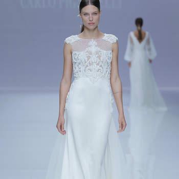 Carlo Pignatelli. Créditos: Barcelona Bridal Week
