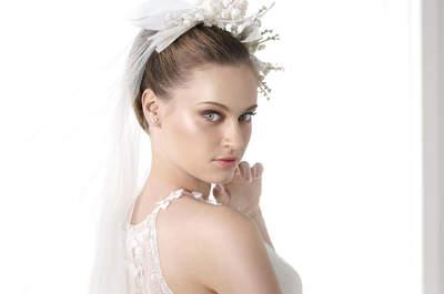 Robes de mariée Pronovias 2015 : 25 modèles de rêve avec décolleté dans le dos