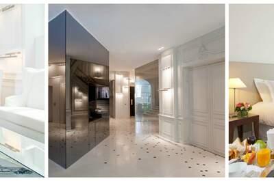 La Maison Champs Elysees in Paris; FR