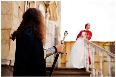Рыцарь чести: история любви Ильи и Дарьи
