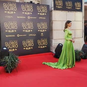 Cláudia Borges | Foto IG @claudiaborgesoficial