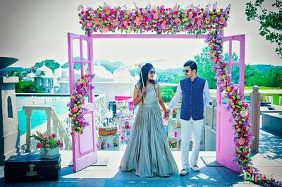 Top 5 wedding venues with swimming pool in Jaipur a perfection with impeccable hospitality standards