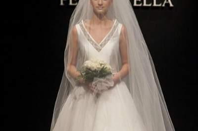 Collection de robes de mariée et de soirée Pepe Botella 2014