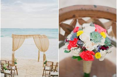 Amazing altars for your ceremony