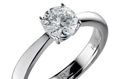 Edler Diamant-Schmuck, der nicht nur Bräute in seinen Bann zieht