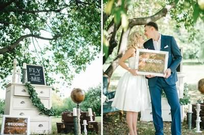 Как организовать свадьбу: оригинальные идеи 2015 для вашей свадьбы Фото: Сергей Зинченко