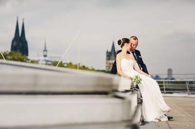 Die Kölsche Hochzeit – Unsere Experten erklären, wie man in der Domstadt heiratet!