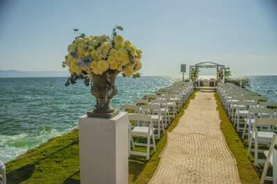Los 10 mejores hoteles para boda en Puerto Vallarta: El paraíso en tu gran día