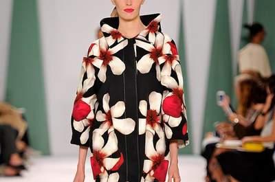 New York fashion week 2015: contaminazioni femminili da Carolina Herrera