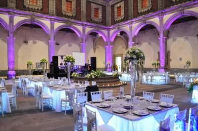 Los 10 mejores salones para boda en el Centro Histórico de México, DF: Rincones mágicos te esperan